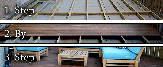 Ipe decking installation simple how to install ipe guides for Basic deck building instructions